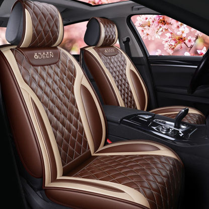 Picture of Car Seat Covers Multi-Color 5-Seat Universal Car Cushions