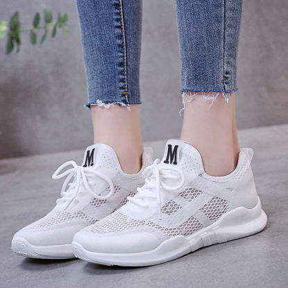 Picture of Women's Sports Shoes Damping Durable Ventilation Chic Shoes