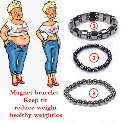 Picture of Magnetic Healthy Weight Loss Magnet Bracelet Slimming Tool