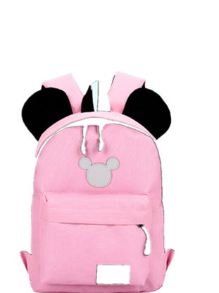 Picture of Women's Backpack Brief Style Large Capacity School Bag