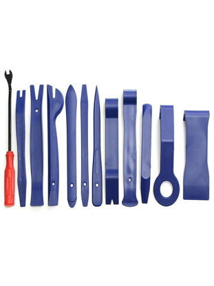 Picture of 12Pcs Disassembly Tools Set Auto Car Audio Dash Trim Panel Installer Tool Kit