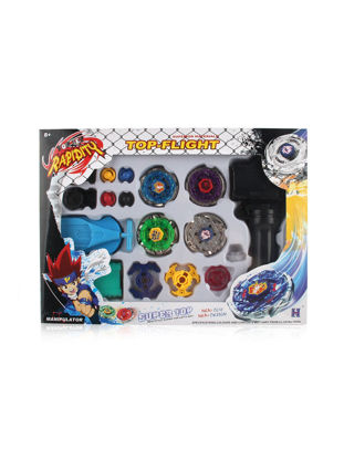 Picture of Beyblade Metal Spinning Beyblade Sets 4Pcs Gyro Kids Toys Gifts