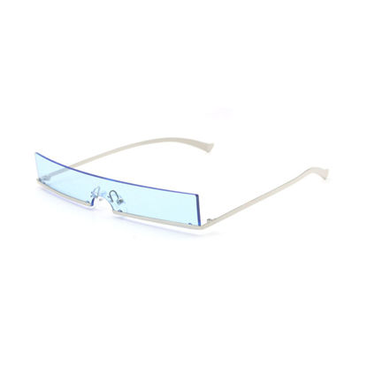 Picture of Women's Sunglasses One-Piece Design Personality Sunglasses Accessory