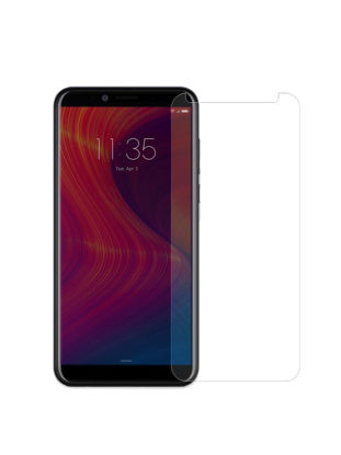 Picture of Lenovo K5 Play Phone Screen Protector Protective Tempered Glass Screen Protector Film