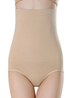 Picture of Women's Shapewear Solid Color Postpartum Comfy Shapewear
