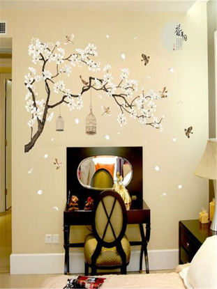 Picture of 1 Pc Wall Sticker Creative Design Simple Style Home Decoration