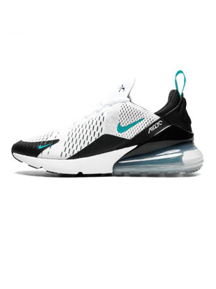 صورة Nike Men's Running Shoes Air Max 270 Damping Ventilating Sports Shoes