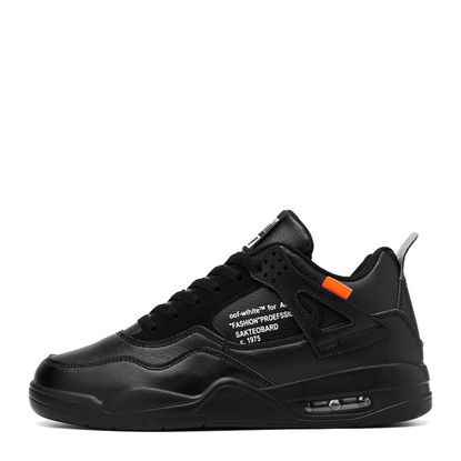 Picture of Men's Sports Fashion Shoes Faddish Breathable Damping Shoes