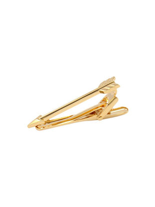 Picture of Men's Stickpin Brief Design Vogue Alloy Arrow Shaped Chic Tie Pin Accessory