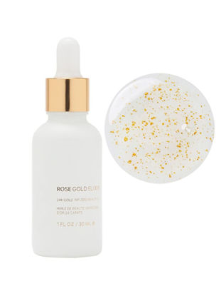 صورة 24k24K Gold Foil Moisturizing Serum Antioxidant Repair Pre-makeup Essence