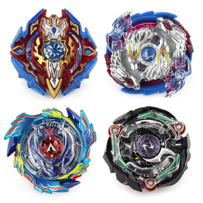 Picture of Spinning Top Fashion Character Burst Generation Alloy Assembly Battle Whirlwind Gyro Creative Toys
