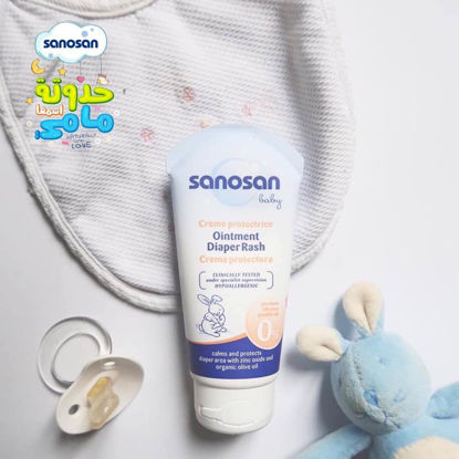 Picture of tight cream protecion with panthenol