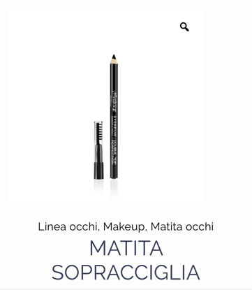 Picture of Eyebrow pencil black