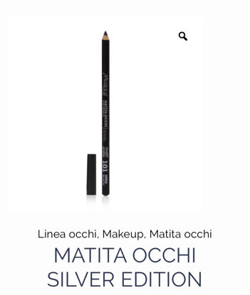 Picture of Eye pencil black silver edition