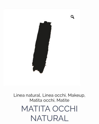 Picture of Eye bencil natural 02 nero carbone