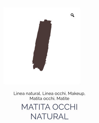 Picture of Eye bencil natural 03 marrone