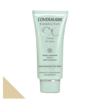 Picture of Covermark Complete Care CC Cream Waterproof SPF 25 كريم سي سي