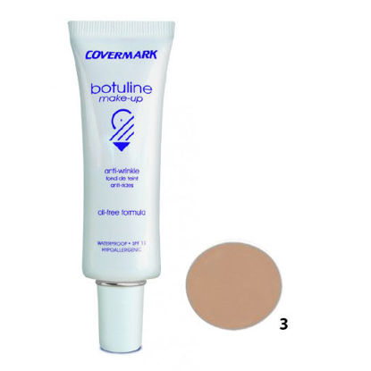 Picture of Covermark Botuline Make-Up Waterproof SPF 15 فاونديشن