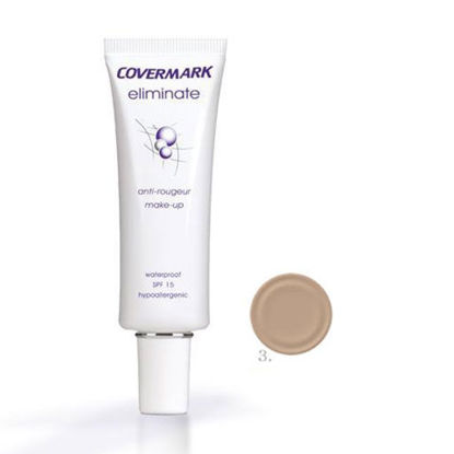 Picture of Covermark Eliminate Anti Rougeur Makeup Foundation فاونديشن