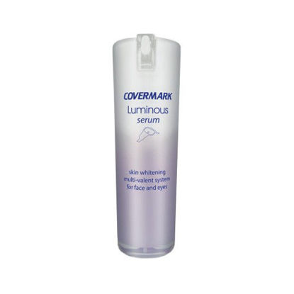 Picture of covermark luminous serum skin whitening for face and eye سيروم مفتح للبشره