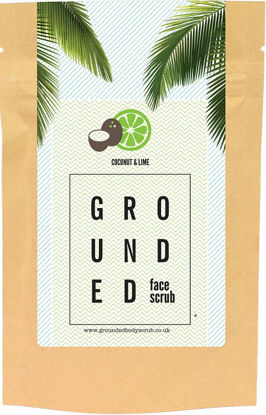 Picture of Coconut and Lime Face Scrub