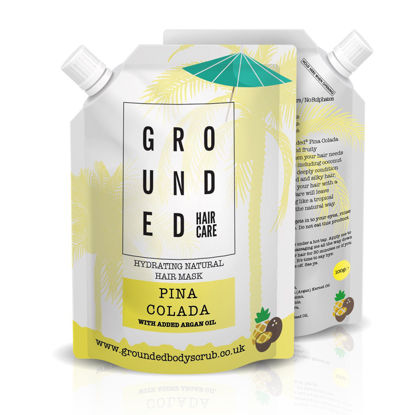 Picture of Pina Colada Hair Mask