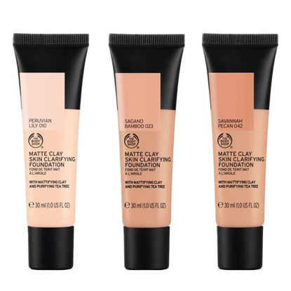 Picture of MATTE CLAY FOUNDATION
