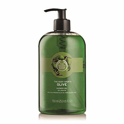 Picture of OLIVE SHOWER GEL 750ML