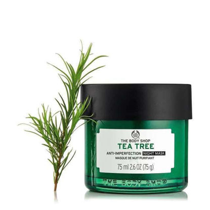 Picture of TEA TREE NIGHT MASK