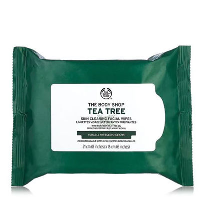 Picture of TEA TREE FACIAL WIPES