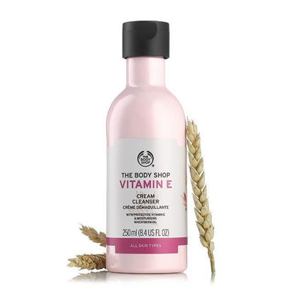 Picture of VITAMIN E CREAM CLEANSER