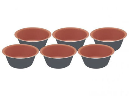 Picture of 6PC CUPCAKE PAN BAKERY