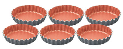 Picture of Ø 10CM TART MOLD-6PC