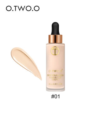 Picture of O.TWO.O Drop Foundation High Quality Color Correcting Moisture Smooth Face Makeup
