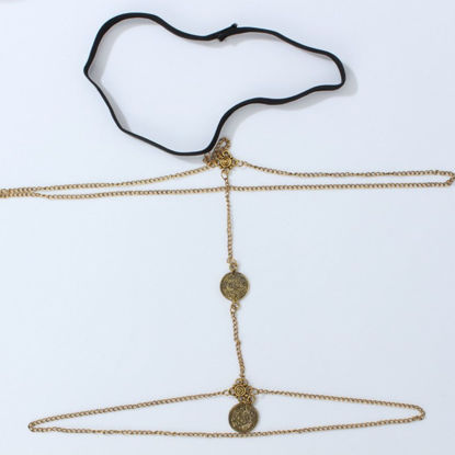 Picture of Women's Body Chain Graceful Fashionable Body Chain