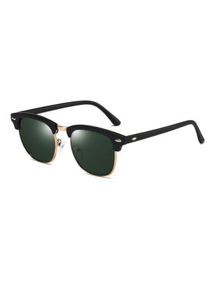 Picture of Men's Sunglasses Windproof Anti-UV Polarized Retro Style Classic Sunglasses Accessory