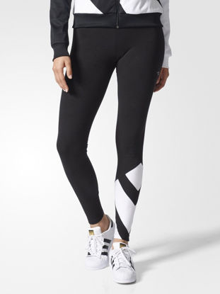 Picture of [100% Genuine]Adidas Women's Sports Pants Comfy Wearable Contrast Color Casual Style Pants