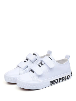 Picture of Kid's Casual Shoes Unisex Soft Velcro Anti Skidding Cool Kid's Shoes