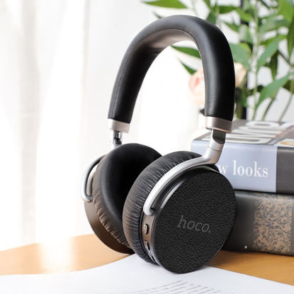 """Picture of Headphones """"S3 Nature sound"""" noise reduction wireless and wired"""