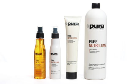 Picture of Set NUTRI LUMIA SHAMPOO 1000 ML.&mask & instant & dry oil