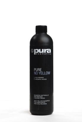 Picture of PK PURA KOSMETICA NO YELLOW SHAMPOO