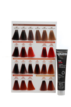 Picture of  Hair color  Collection 1 Colors