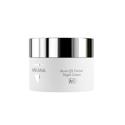 Picture of Acne QS Hacker Night Cream 50 ml