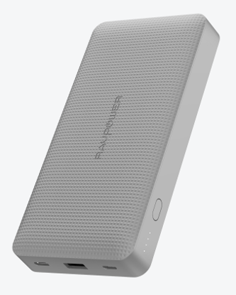 Picture of RAVPower RP-PB095 20000mAh PD 45W+QC3.0 Power Bank Grey Offline