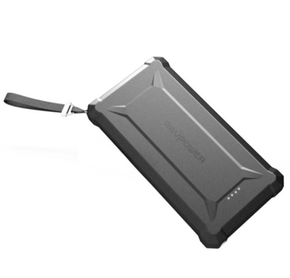 Picture of RAVPower RP-PB097 20100mAh Waterproof PD 45W+QC3 Power Bank Black Offline
