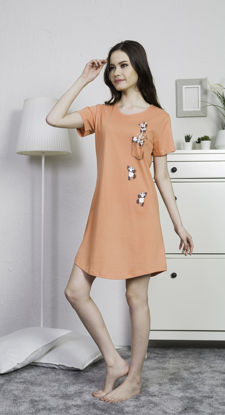 صورة ENKI WOMEN COTTON ROSE DAWN TUNIC SET