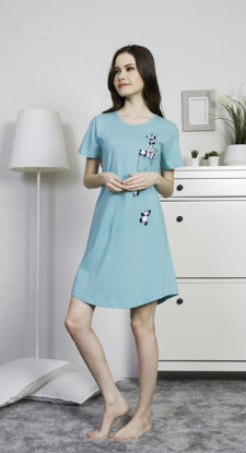 صورة ENKI WOMEN COTTON MINT TUNIC SET