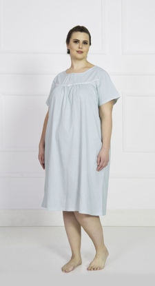 صورة ENKI WOMEN XXL COTTON MINT TUNIC SET