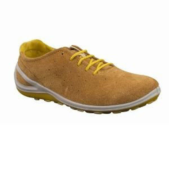 Picture of WOODLAND SPLIT CASUAL SHOES / SPLIT / CASUAL / BROWN - MEN'S 44 UK