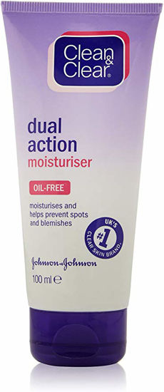 Picture of Clean & Clear - Dual Action Moisturizer 100ml